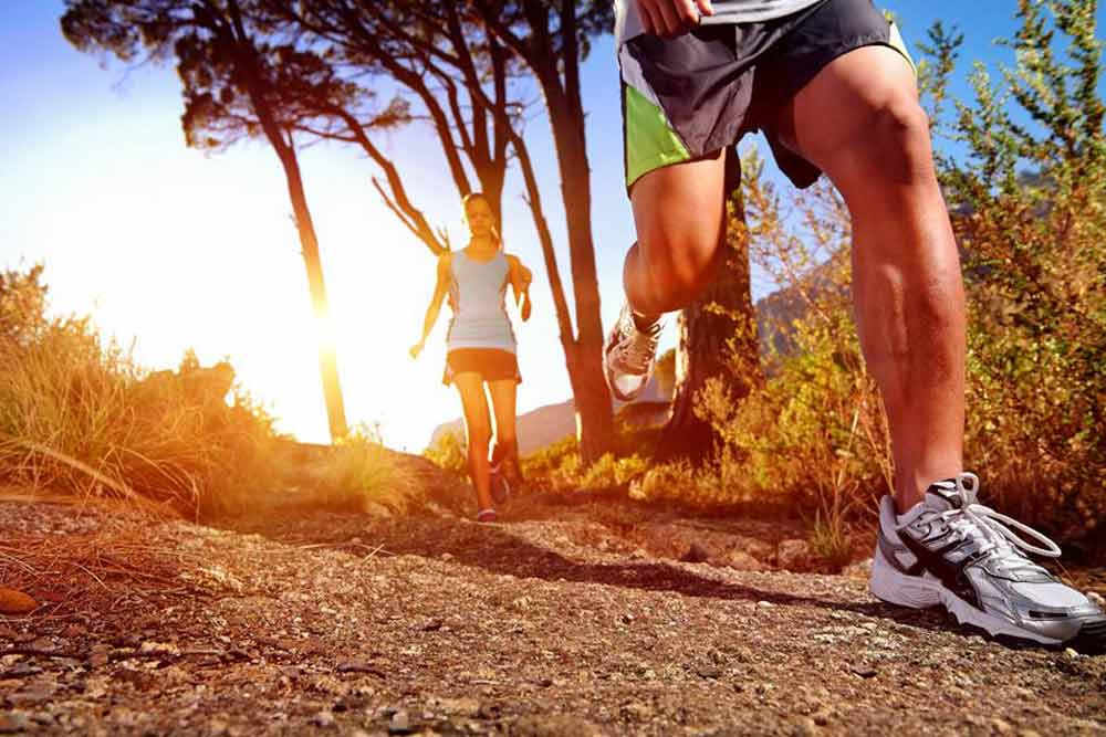 Somerset West and Stellenbosch Physiotherapy practice running