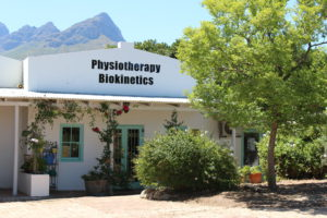 Stellenbosch and Somerset West Physio Practice